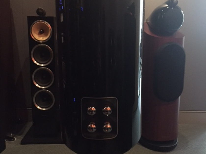 Bowers and Wilkins 805 D2