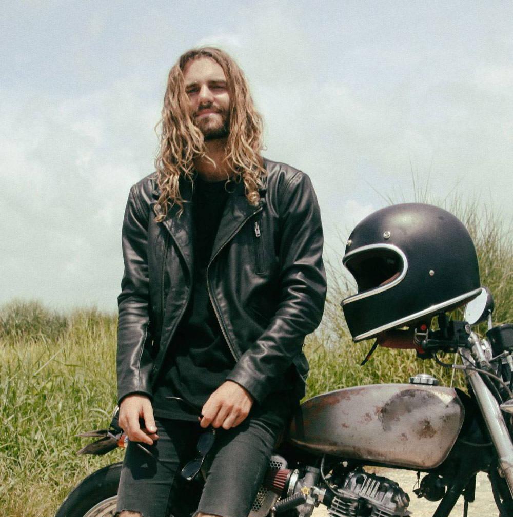 FLKLR Leather Jacket