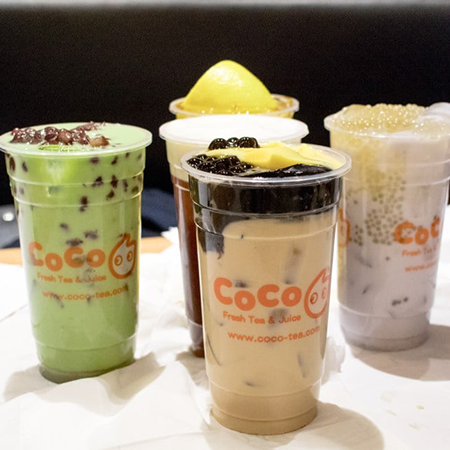 Pp Plastic Boba Cups Options Carryout Supplies