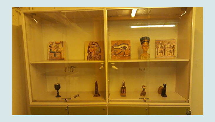 bg liveescape frankfurt ägypten artefakte bürste pharao