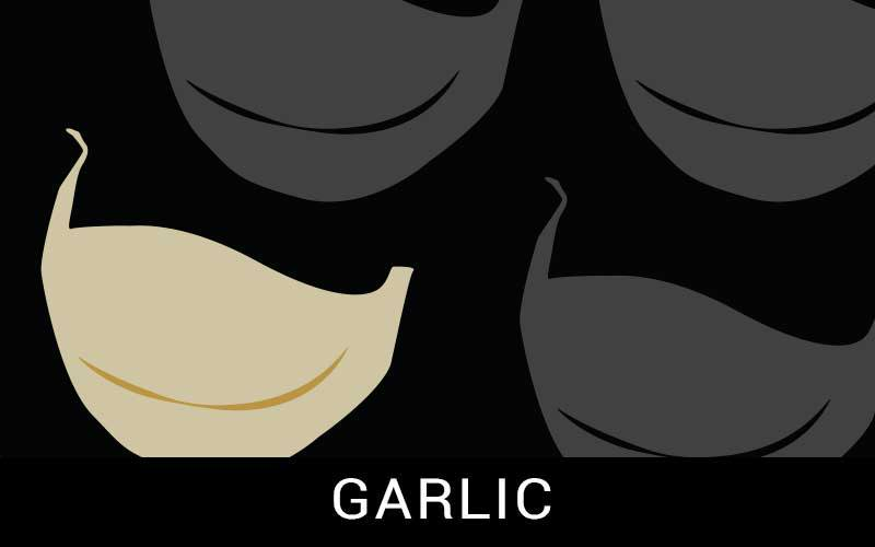 garlic button