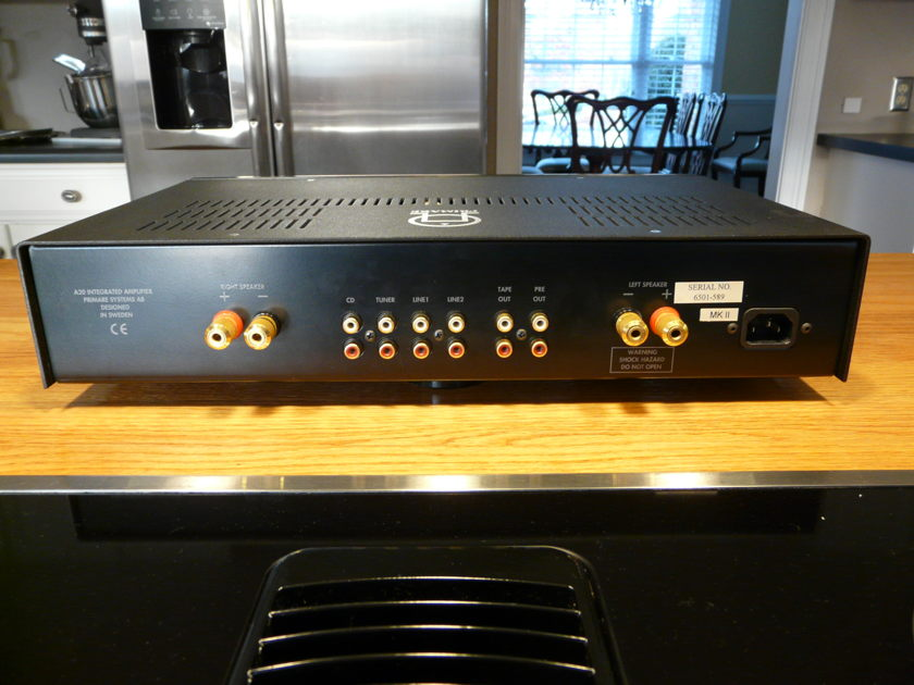 Primare Integrated Amplifier A20 MKii