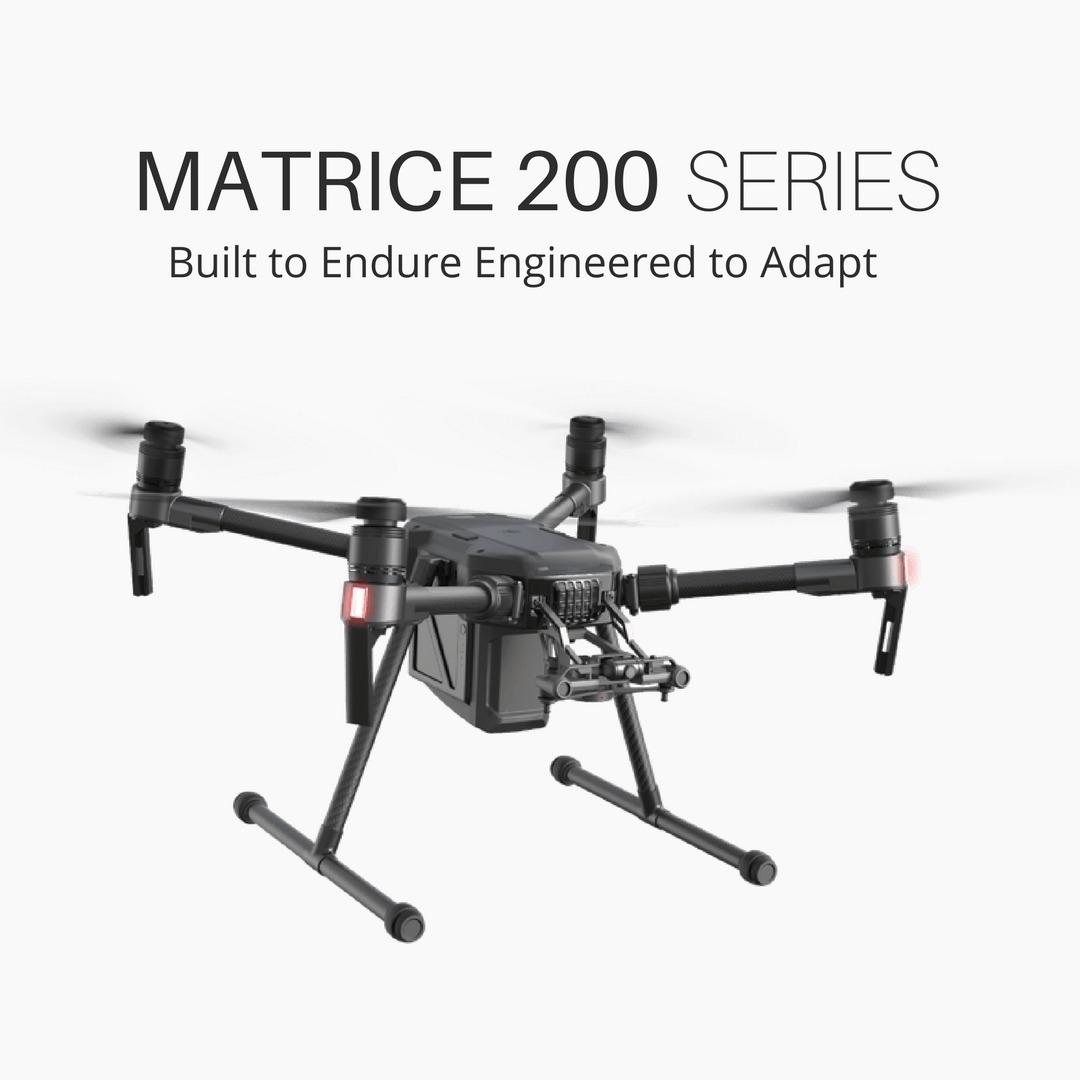 DJI Matrice 200 Series