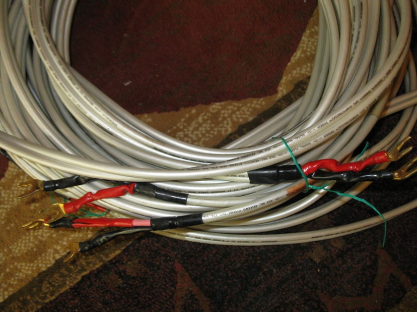 Wireworld Solstice Speaker Cable