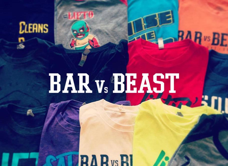 Bar vs Beast