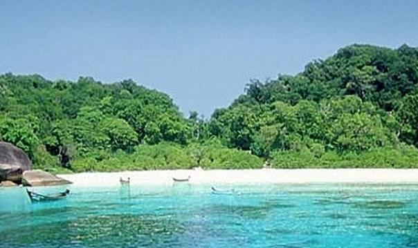 Морская программа Caribo в Таиланде
