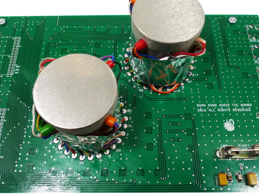 Transformer Volume Control Kit Sowter Transformers TVC