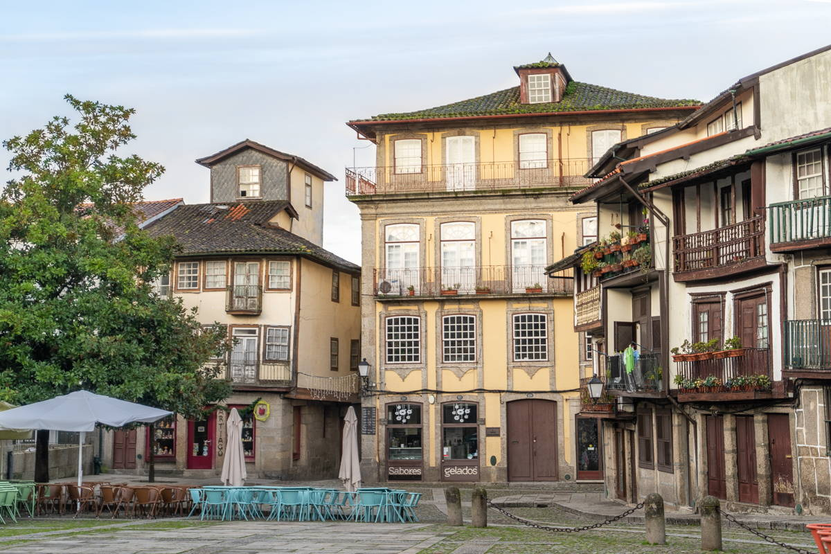 Guimaraes portugal linge de lit most