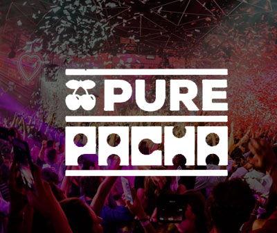 Entradas fiesta pure pacha, calendario fiestas Pacha Ibiza
