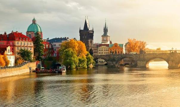 Обзорная по Праге