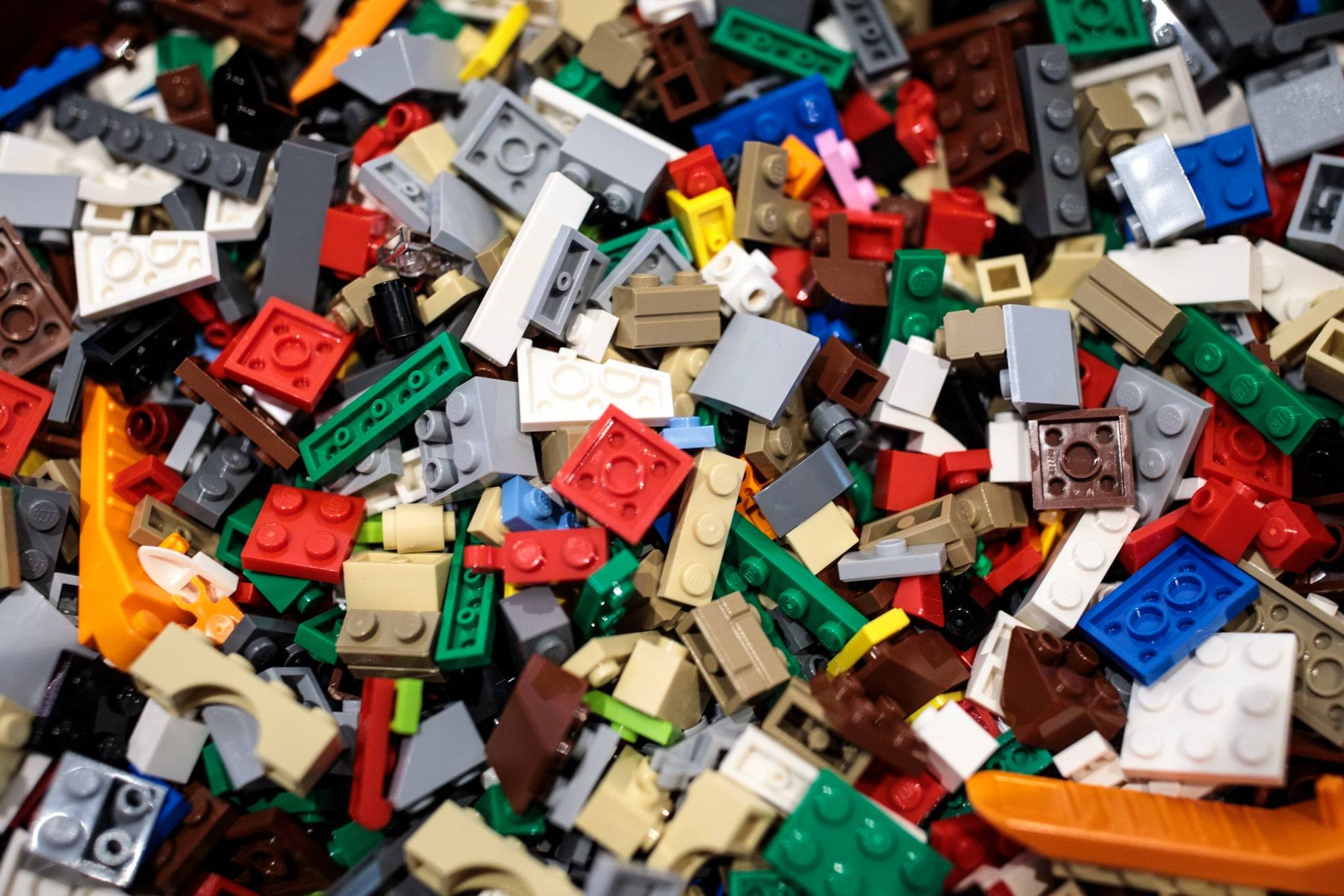 sell lego parts