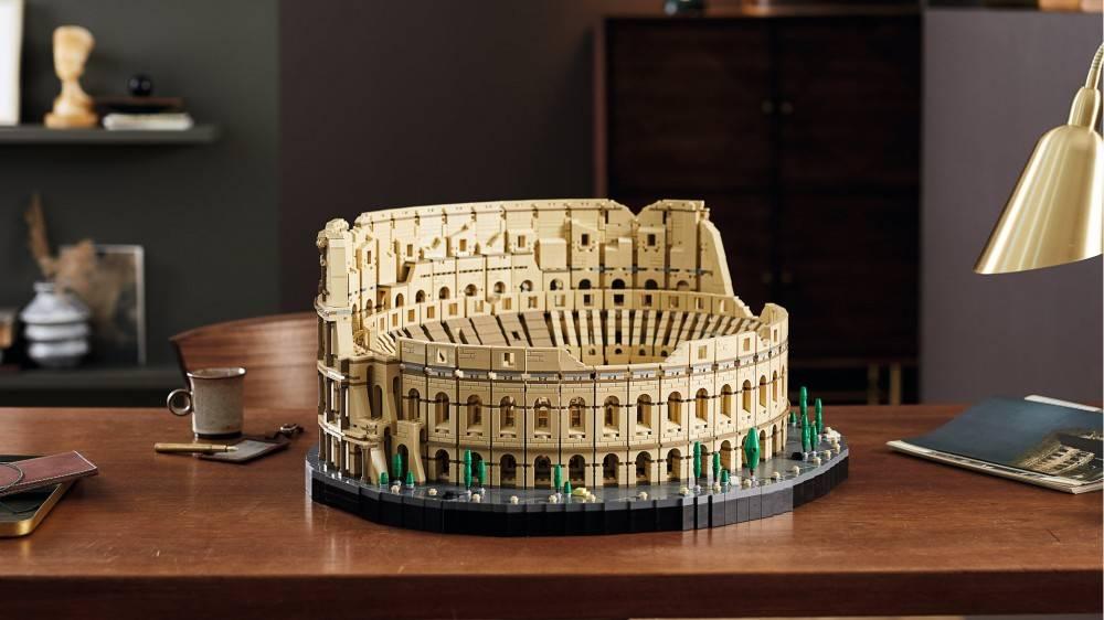 lego coliseum