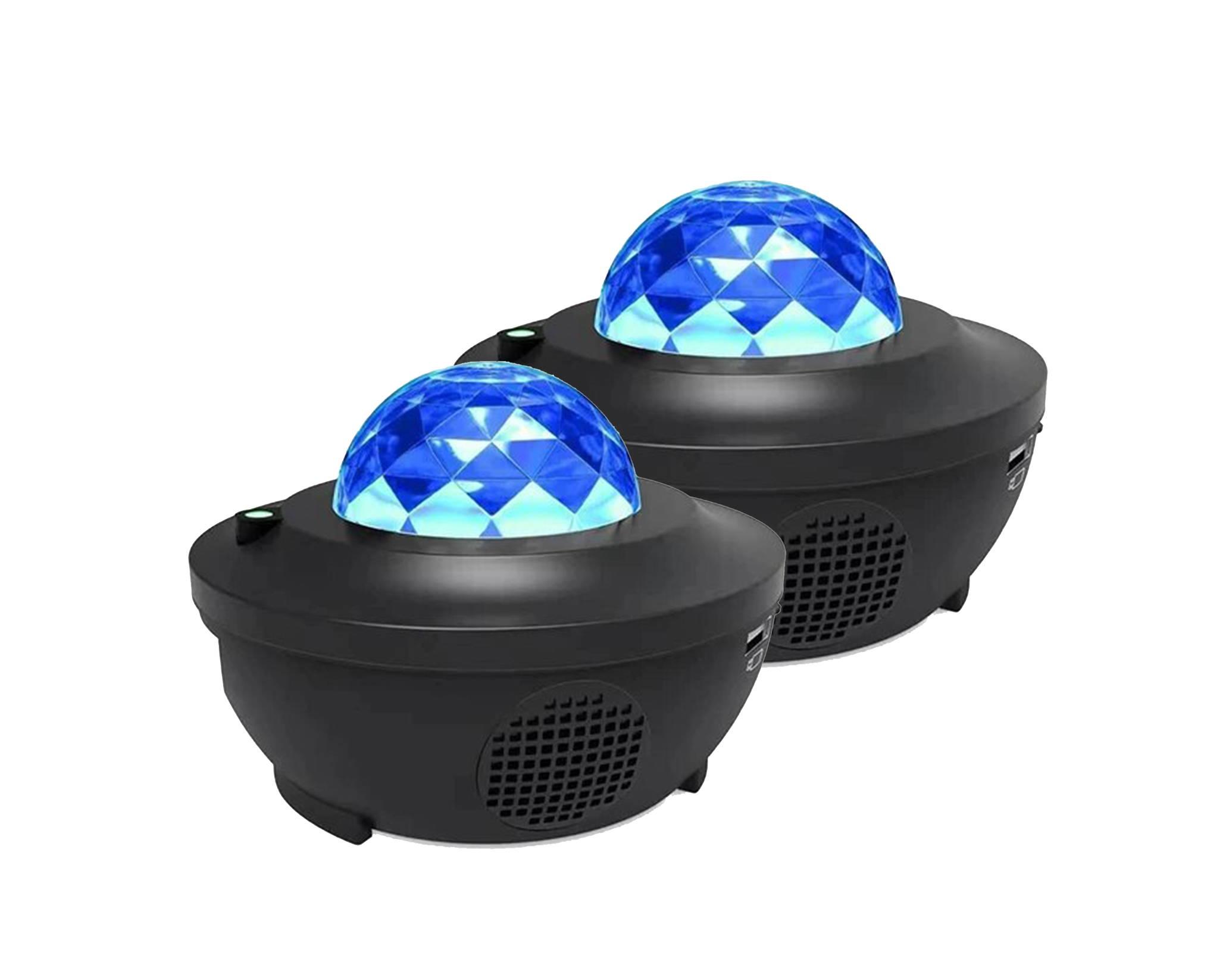 skylight projector, blue star projector, tiktok starry night projector