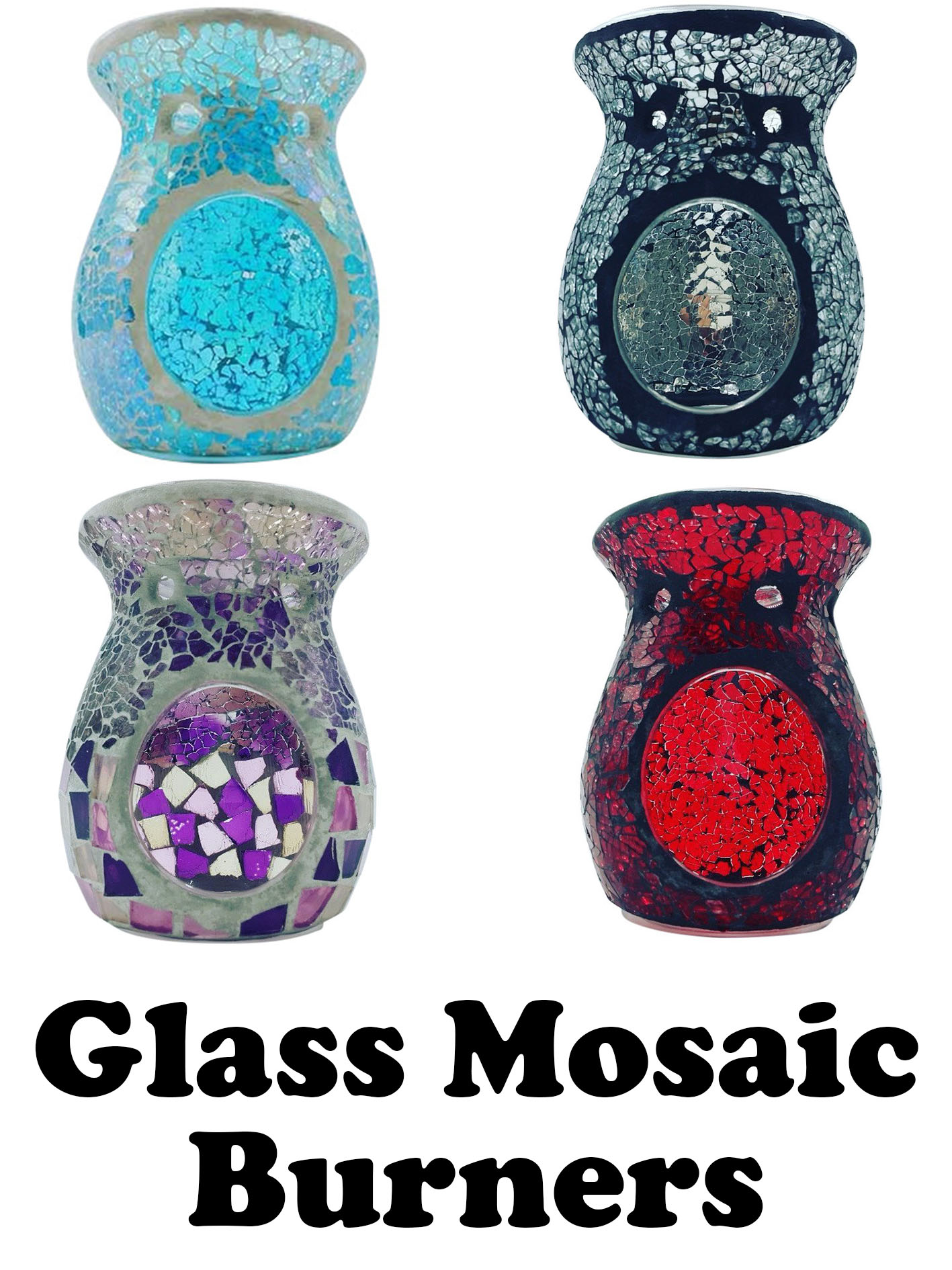mosaic melt burners
