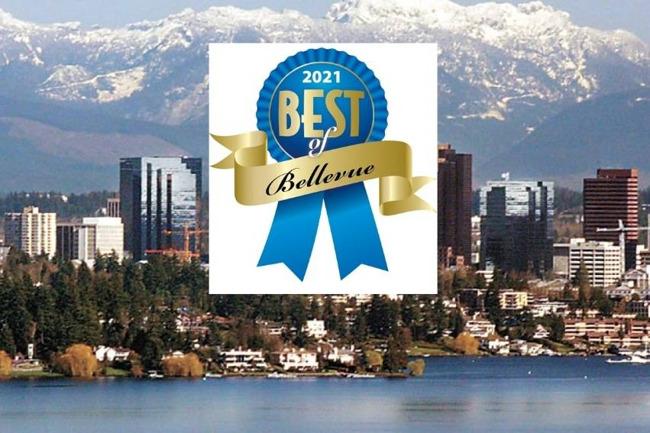 Best of Bellevue Ribbon