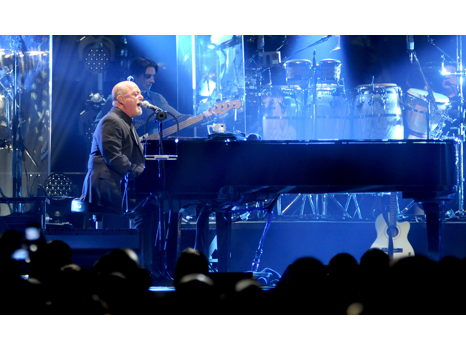 Billy Joel Concert Experience at MSG With Floor Seats, Dinner at Mastro's and a Hand Signed Album!