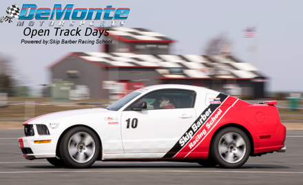 DeMonte Motorsports Open Track Day