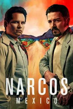 Narcos Mexico's BG