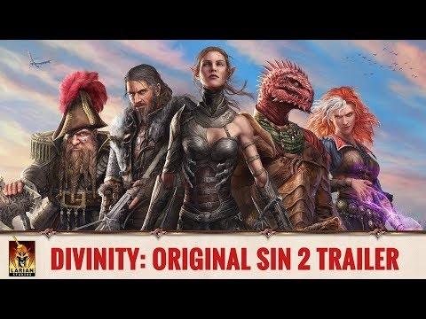 Divinity : Original Sin II - What are the best 4-player local