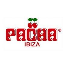 Pacha Ibiza club logo, Ibiza clubbing party