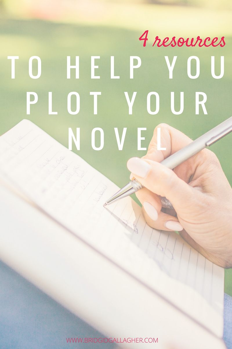 How to Plot Your NaNoWriMo Novel: Great resources to help make it easy!  >>>