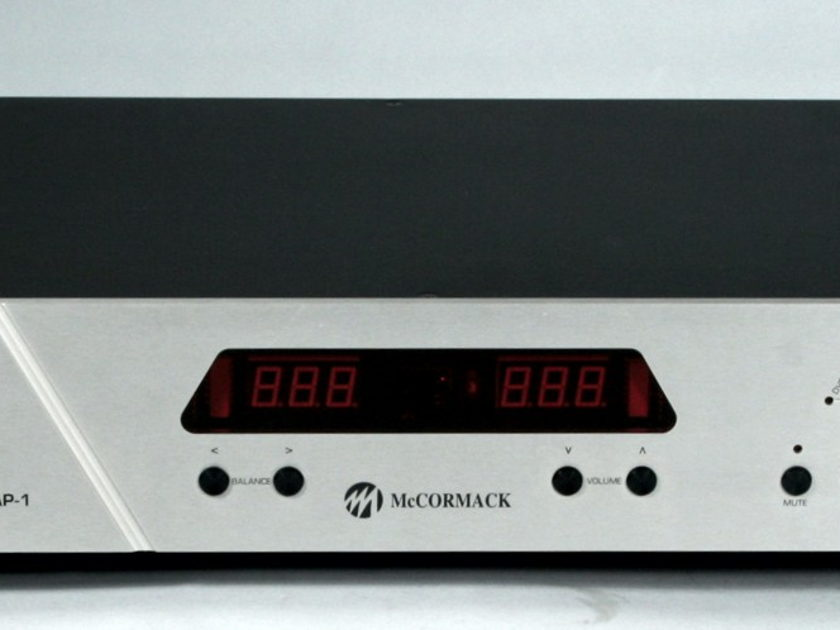 McCormack MAP-1 Multi-Channel Preamp
