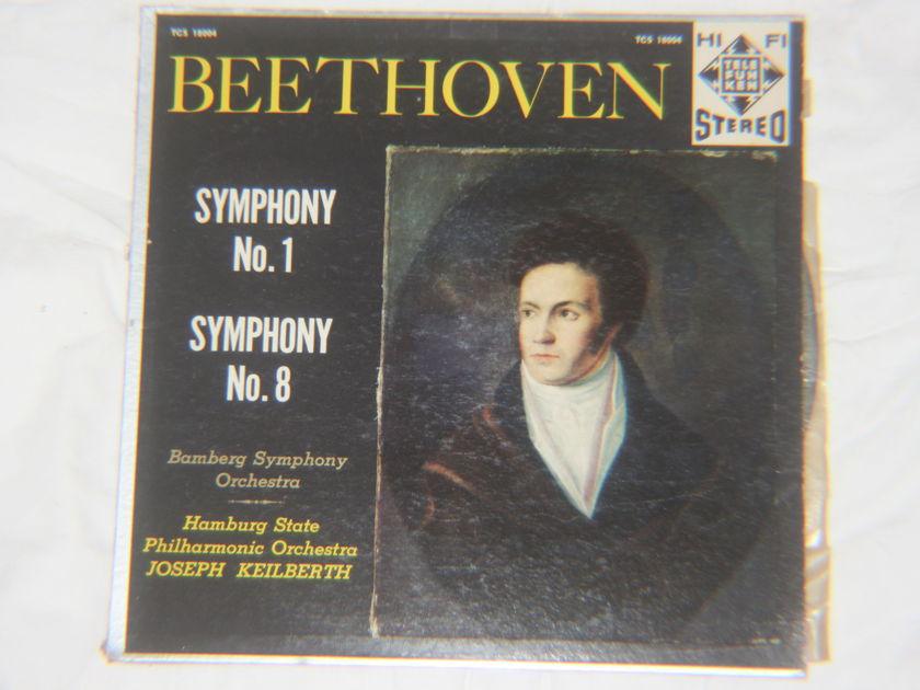 Bamberg Symphony Orchestra - Beethoven Symphony No. 1 & Symphony No. 8 Stereo TCS 18004