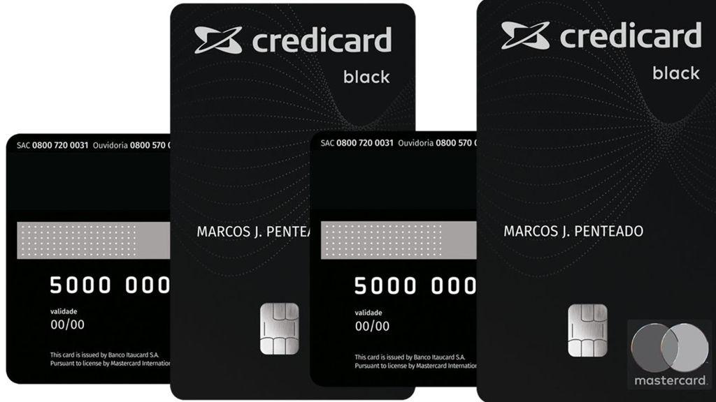 Credicard Mastercard Black vale à pena?