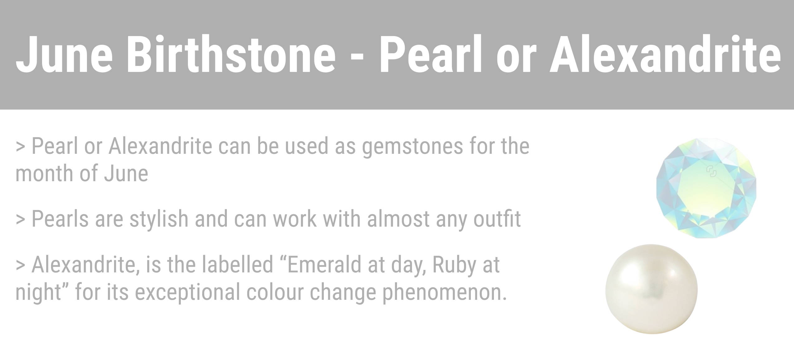 june birthstone quick facts