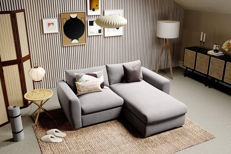 Grey Chaise Sofas