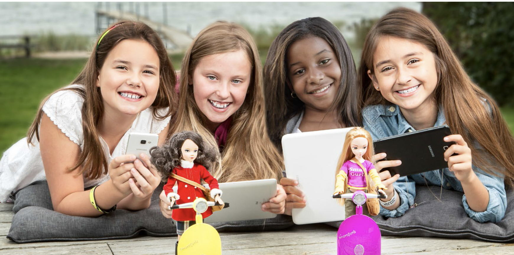 Invest in SmartGurlz : Invest in a Shark Tank company! Helping kids