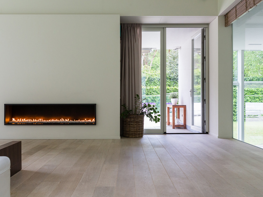 Velden am Wörthersee - 5 design principles for a modern minimalist living room