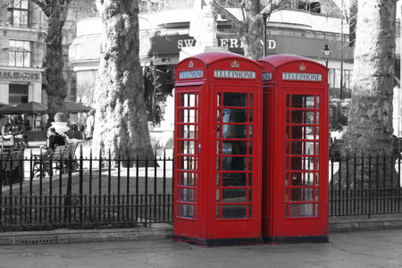 red telephone boxes Leicester Square.jpg