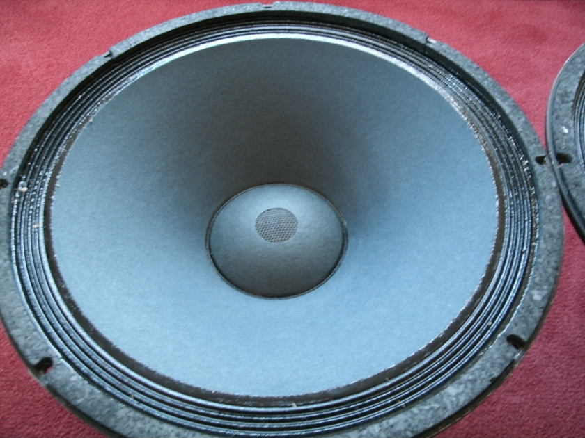 Altec Lansing 515B Speakers Drivers RE Coned + Serviced By GPA Great  Plains Audio
