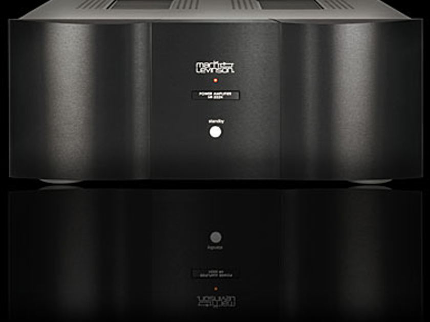 Mark Levinson 532H Stereo Amplifier Recommended Class A by  Strereophile Flawless