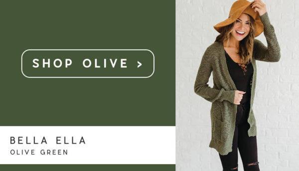 shop green winter colors