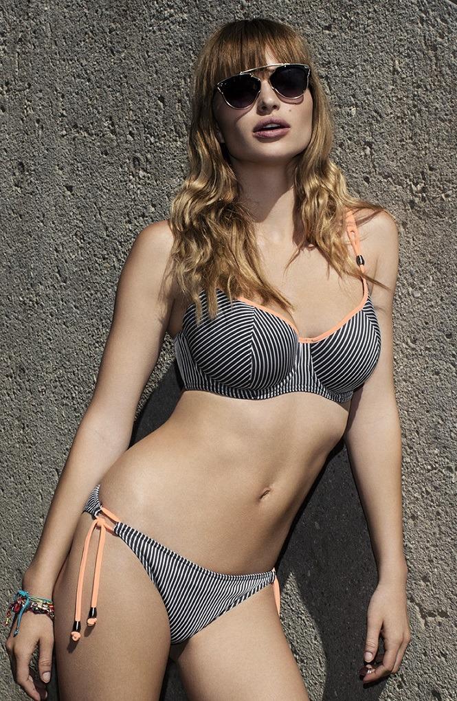 Freya AS3846 Horizon Padded Bikini Top  AS3848 Rio Tie Side Brief