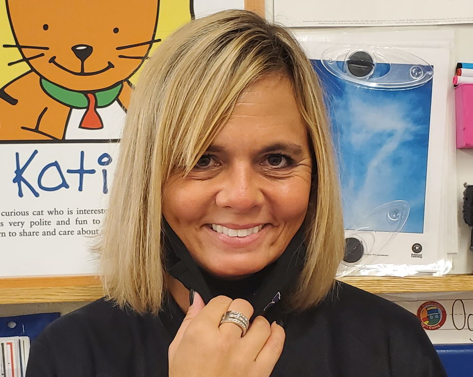 Ms. Tammy McGannon , Pre-Kindergarten II Teacher