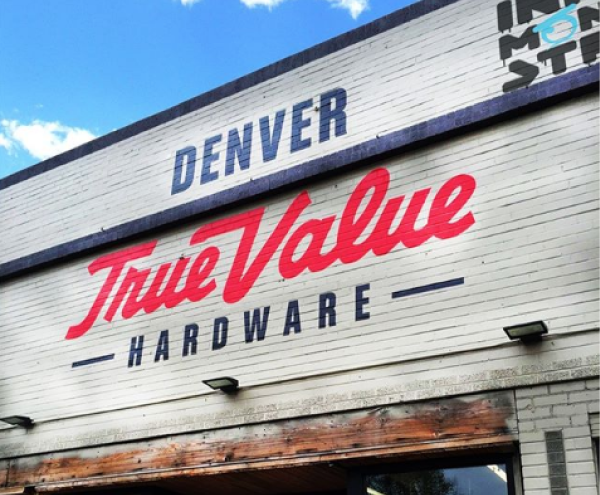 Spot Graphics - True Value Hardware - Denver Colorado