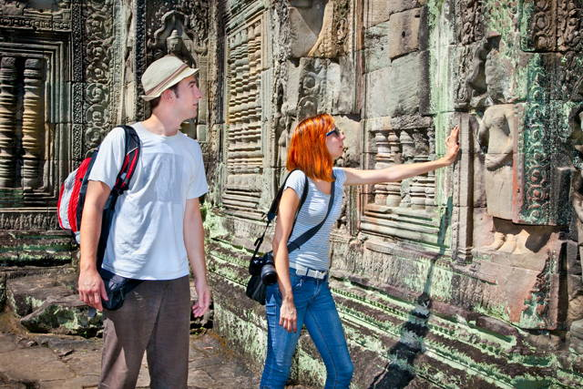 Angkor Wat Bike Tour