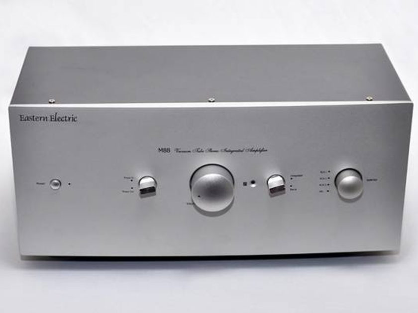 Eastern Electric  M88 Integrated Tube amplifier New in box