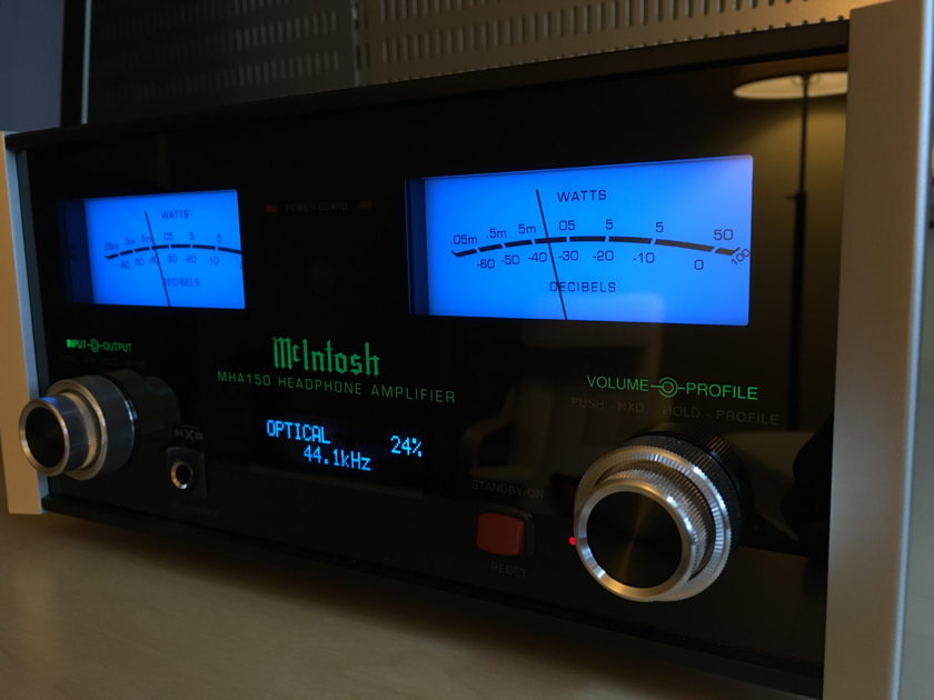 McIntosh MHA150 Mint Condition - Includes Shipping and Paypal