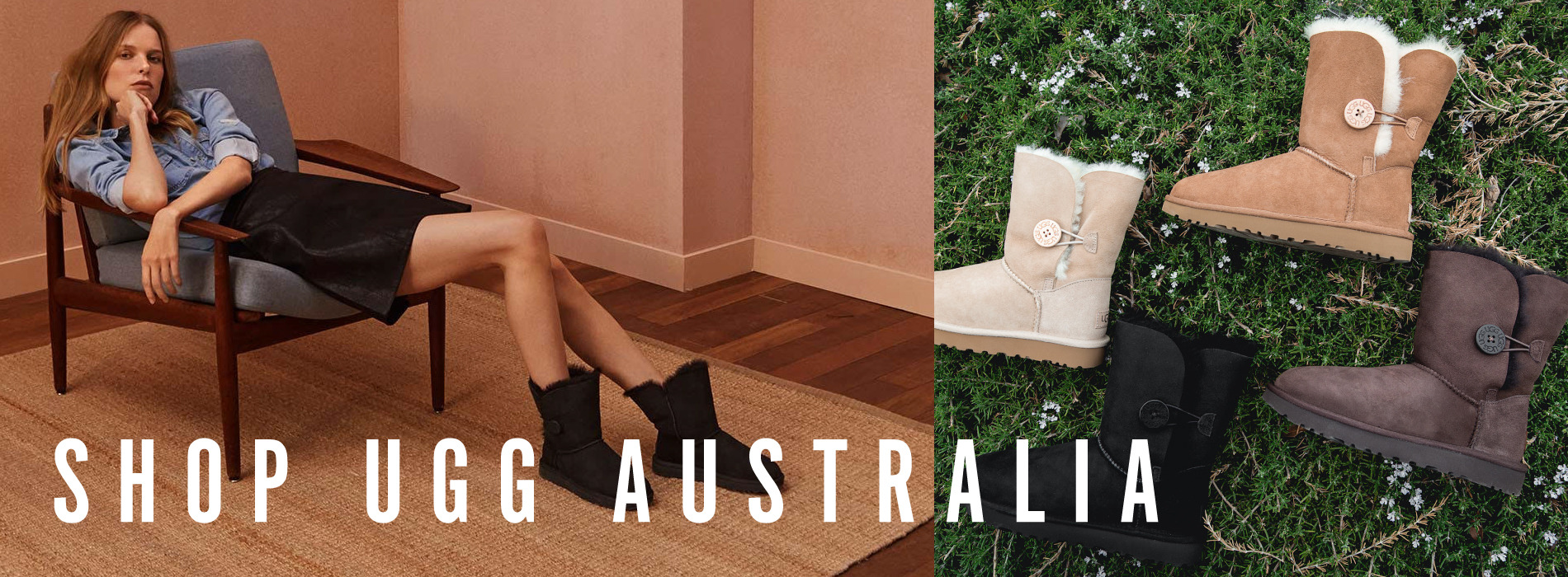 Shop All UGG Australia | Tiltedsole.com