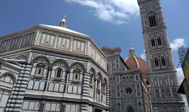 Небанальная экскурсия по Флоренции