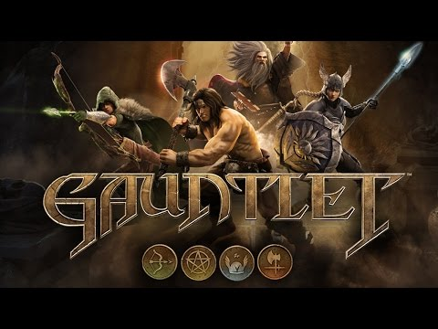 Gauntlet - What are the best multiplayer hack-and-slash