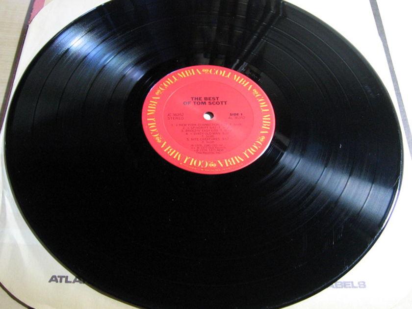 Tom-Scott - The Best Of Tom Scott  - 1980 Columbia JC 36352