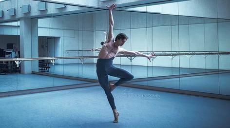 artur shesterikov, dutch national ballet