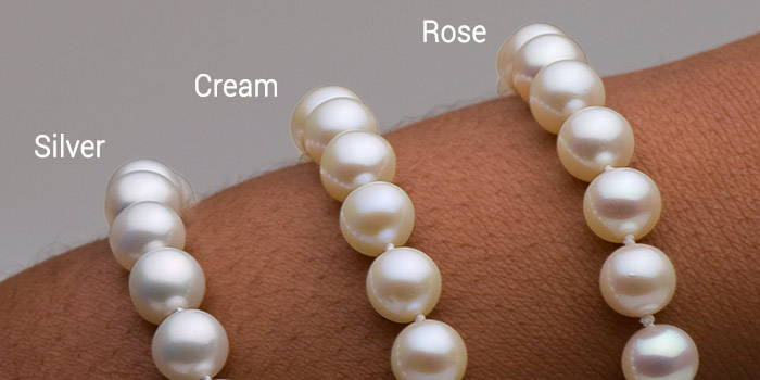 White Pearl Overtones on African American Skin