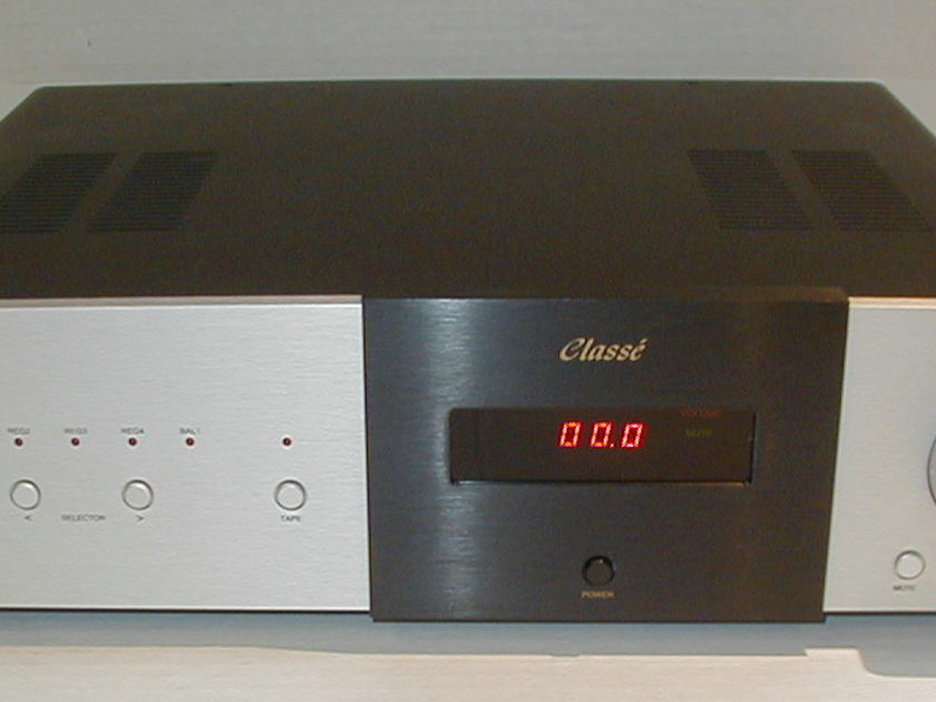 Classe CAP-151 w/phono stage,remote, factory packing