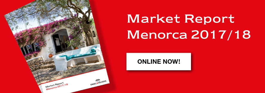 Mahón - Market Report Menorca 2017/18 is online now!